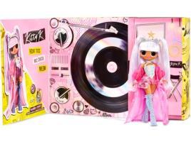 LOL SURPRISE! - Boneco L.O.L. SURPRISE! OMG Remix Kitty K (Idade Mínima: ?4 Anos)
