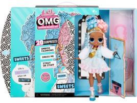 LOL SURPRISE! - Boneco L.O.L. SURPRISE! OMG Doll Series 4 Style 1 (Idade Mínima: ?4 Anos)