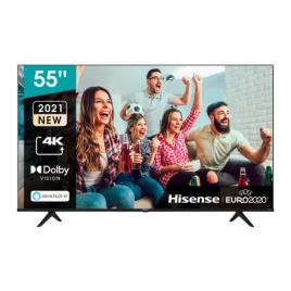 HISENSE - Televisão Smart Hisense 55 LED UHD 4K A6G