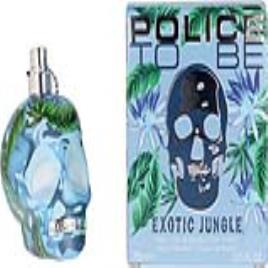 POLICE - Perfume Homem To Be Exotic Jungle Police EDT - 125 ml