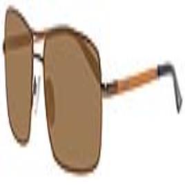GANT - Óculos escuros masculinoas Gant GA700459E13 (59 mm) Castanho (ø 59 mm)
