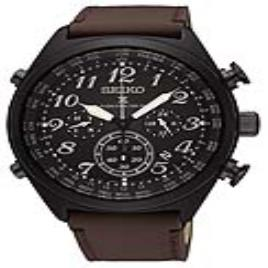 SEIKO - Relógio masculino Seiko SSG015P1 (45 mm) (Ø 45 mm)