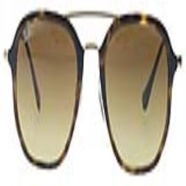 RAY-BAN - Óculos escuros unissexo Ray-Ban RB4273 710/85 (52 mm)