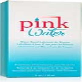 PINK - Lubrificante à base de Água Pink - 237 ml