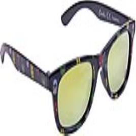 THE AVENGERS - Óculos de Sol Infantis The Avengers Preto