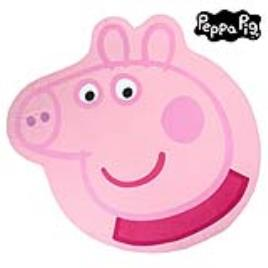 PEPPA PIG - Toalha de Praia Peppa Pig 75510 Cor de rosa