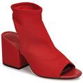 KATY PERRY - Katy Perry  Botins THE JOHANNA  Vermelho Disponível em tamanho para senhora. 36,37,39,40,41.Mulher > Sapatos > Botins
