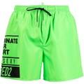 DSQUARED2 SWIMWEAR - Dsquared2 Swimwear  Fatos e shorts de banho D7B553690  Verde Disponível em tamanho para homem. IT 46,IT 48,IT 50,IT 52.Homem > Roupas > Fatos de Banho