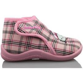 HELLO KITTY - Hello Kitty  Pantufas bebé MAGIC ROSA COLLECTION  Rosa Disponível em tamanho para rapaz 21,27.Criança > Menino > Calçasdos > Pantufa