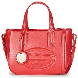 Emporio Armani  Bolsa de mão FRIDA TOTE BAG  Vermelho Disponível em tamanho para senhora. Único.Bolsas > Bolsa de mão