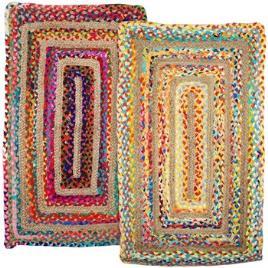 Signes Grimalt  Tapetes Tapete Multicolorido Em Setembro De 2U  Multicolor Disponível em tamanho para senhora. Único.Casa >Tapetes