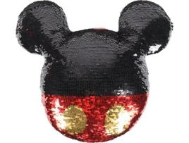 MICKEY MOUSE - Almofada CERDÁ Mickey Disney lentejuelas
