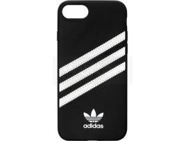 ADIDAS - Capa iPhone 6, 6s, 7, 8 ADIDAS Gazelle Preto