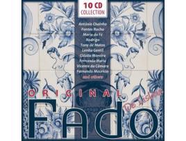 CD Original Fado de Lisboa