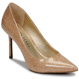 KATY PERRY - Katy Perry  Escarpim THE SISSY  Ouro Disponível em tamanho para senhora. 39,40.Mulher > Calçasdos >Sapatos de Salto