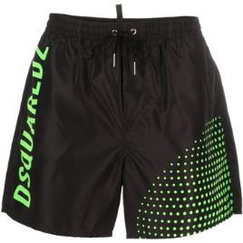 DSQUARED2 SWIMWEAR - Dsquared2 Swimwear  Fatos e shorts de banho D7B543710  Verde Disponível em tamanho para homem. IT 46,IT 48,IT 50,IT 52.Homem > Roupas > Fatos de Banho