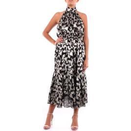SAINT LAURENT - Saint Laurent  Vestidos compridos 614663Y927T  Multicolor Disponível em tamanho para senhora. IT 38,IT 40.Mulher > Roupas > Vestidos compridos