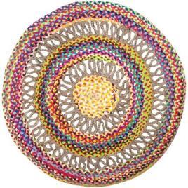 Signes Grimalt  Tapetes Tapete Rodada  Multicolor Disponível em tamanho para senhora. Único.Casa >Tapetes