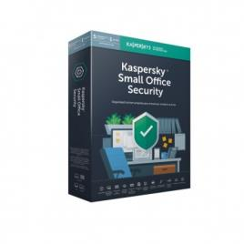 Kaspersky - Kaspersky Small Office Security for 10-Mob device; 10-Desktop; 1-FS; 1 year Renewal Lic. Pack