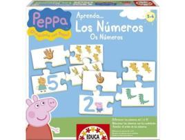 PEPPA PIG - Brinquedo EDUCA BORRAS 4016224