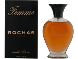 ROCHAS - Perfume Mulher Femme Rochas (100 ml)