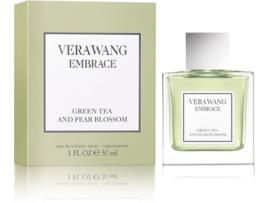 VERA WANG - Perfume VERA WANG Embrace Green Tea & Pear Blossom Eau de Toilette (30 ml)