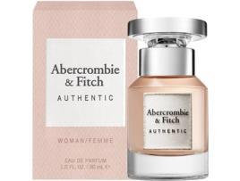 ABERCROMBIE & FITCH - Perfume ABERCROMBIE & FITCH Authentic Woman Eau de Parfum (30 ml)