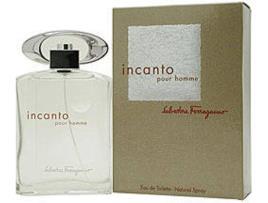 Perfume SALVATORE FERRAGAMO Incanto Pour Homme Eau de Toilette (100 ml)