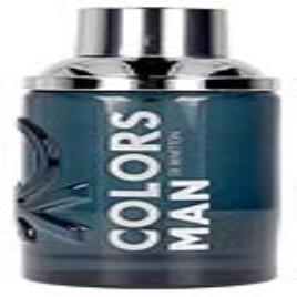 Benetton - Perfume Homem Colors Black Benetton EDT (100 ml) (100 ml)