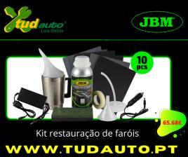 Restauração de faróis em kit JBM 53673