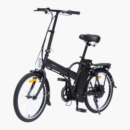 SKATEFLASH - Bicicleta Elétrica Skateflash - Preto - E-bike tamanho T.U.