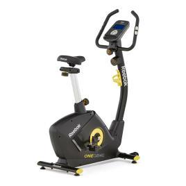 REEBOK - Bicicleta Estática Reebok One GB40 - Preto - Resistência Magn. 6Kg  MKP tamanho T.U.