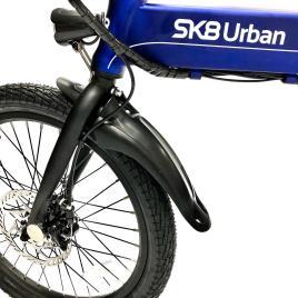 SK8 - Urban Nomad SK8 - Azul - Bicicleta Elétrica tamanho T.U.