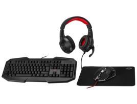 Pack Gaming Trust GXT 1180RW - 4 em 1