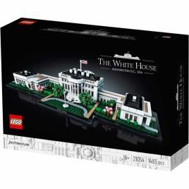 LEGO - LEGO Arquitetura - A Casa Branca 21054