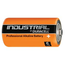DURACELL - Emb. 10x Pilhas Ind. Alcalinas 1,5V C / LR14 - Duracell INDUSTRIAL