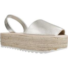 RIA - Ria  Sandálias 21940 S2  Ouro Disponível em tamanho para senhora. 40,41.Mulher > Calçasdos > Sandálias e rasteirinhas