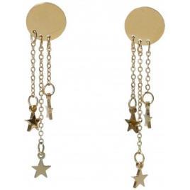 Luna Collection  Brincos 56572  Ouro Disponível em tamanho para senhora. Único.Mulher > Bijuterias > Brincos