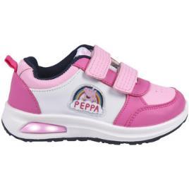 PEPPA PIG - Peppa Pig  Sapatilhas 2300004516  Rosa Disponível em tamanho para rapariga. 23,26,27.Criança > Menina > Sapatos > Tenis