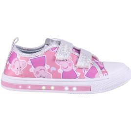 PEPPA PIG - Peppa Pig  Sapatilhas 2300004709  Rosa Disponível em tamanho para rapaz 24,25.Criança > Menino > Sapatos > Tenis
