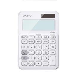 CASIO - CASIO Calculadora de Secretária MS-20UC-WE, Branco