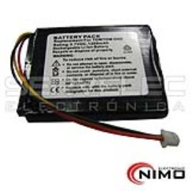 NIMO - Bateria p/ GPS TomTom ONE Li-Ion 3,7V 800mAh