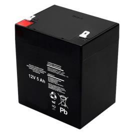 XTREME - Bateria Chumbo 12V 5Ah (87 x 68 x 106 mm) - XTREME