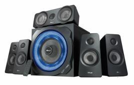 Colunas Trust GXT658 Tytan 5.1 Surround Speaker System