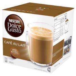 DOLCE GUSTO - Cápsulas de café Au Lait Dolce Gusto (16 uds)