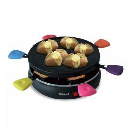 Grelhador Raclette 6 Pessoas 800W TECHWOOD