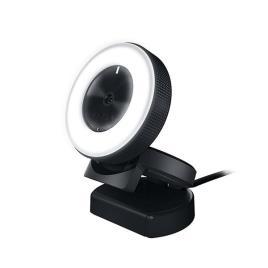 Webcam Razer Kiyo FHD com Iluminação Led