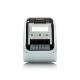 Impressora Brother Ql-820nwb Etiquetas Wifi Bluet.