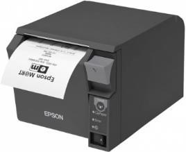 Impressora Epson Tm-t70ii Serie+usb Preta - C31cd.
