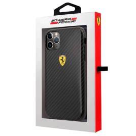 FERRARI - Capa Traseira Ferrari Iphone 11 Pro - Preto